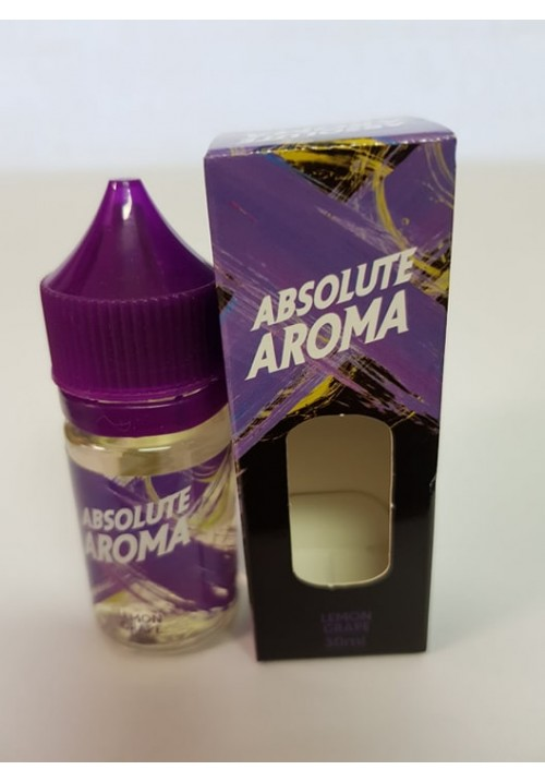 Concentré LEMON GRAPE 30ml - Aroma Absolute