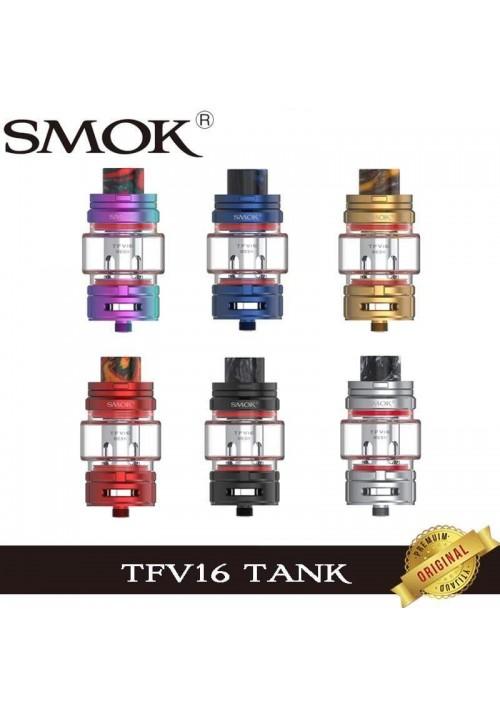 Qua - Atomiseur TFV16 Tank 9ml - Smok
