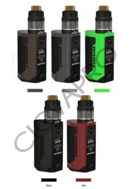 Kit Reuleaux RXGen3 avec Gnome - Wismec
