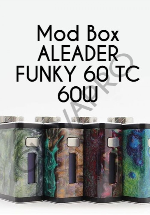 Mod Box ALEADER FUNKY 60 TC - 60W