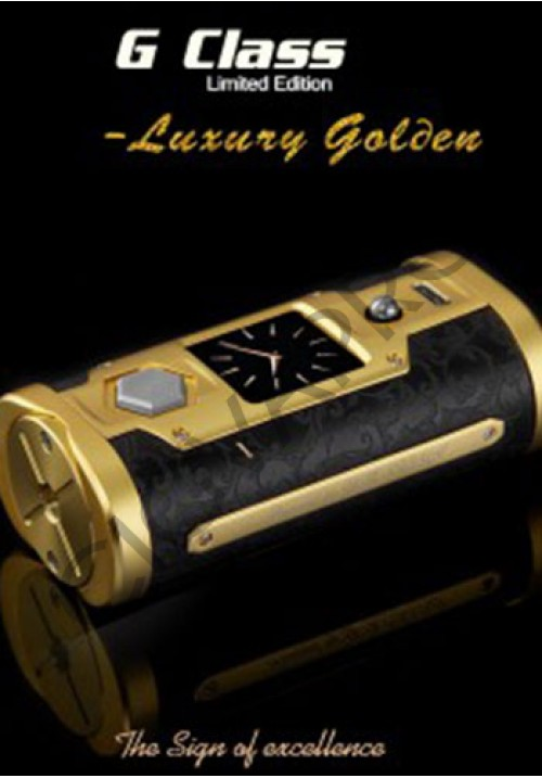 Mod Box Sx Mini G Class edition luxury golden - YiHi