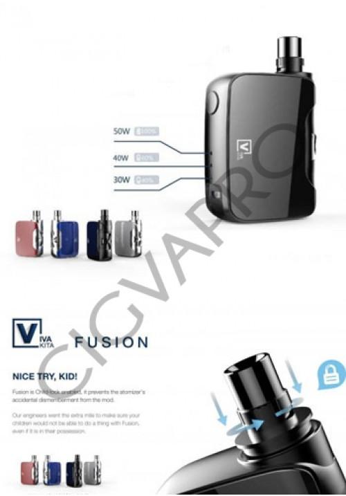 kit Box Fusion new color - viva tika