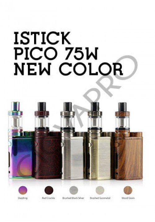 Kit ISTICK PICO 75W New Color + Mini Melo - Eleaf
