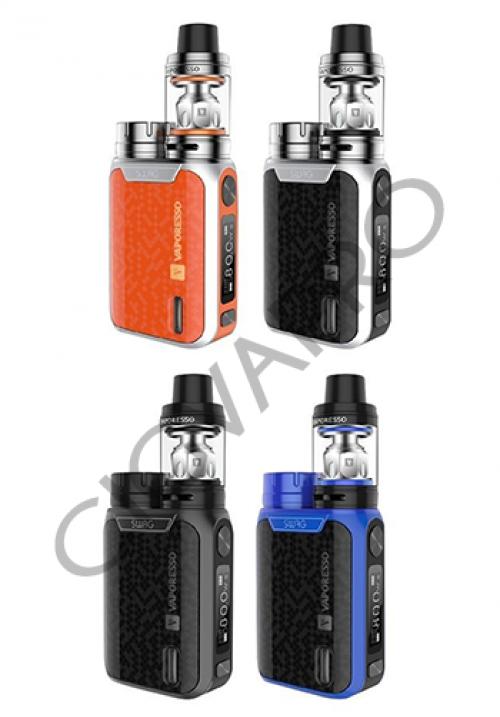 Qua - kit Swag 80w Vaporesso avec NRG SE mini 3.5ml