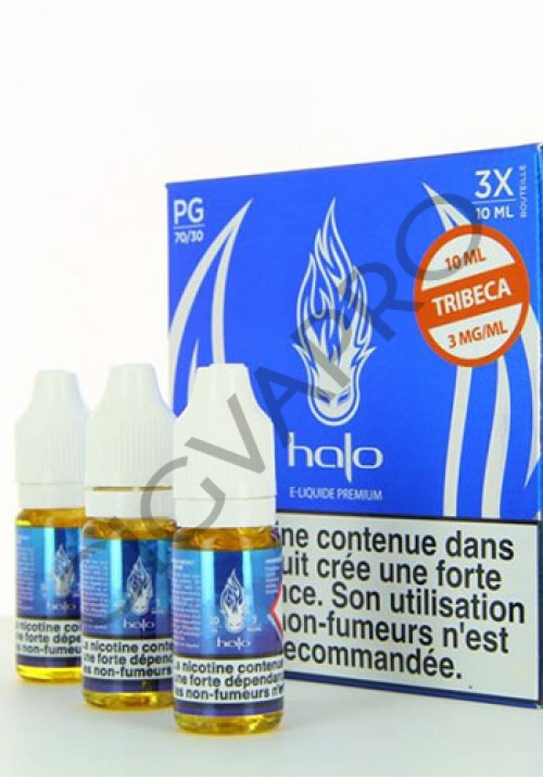 Tribeca Halo pack de 3 10ML