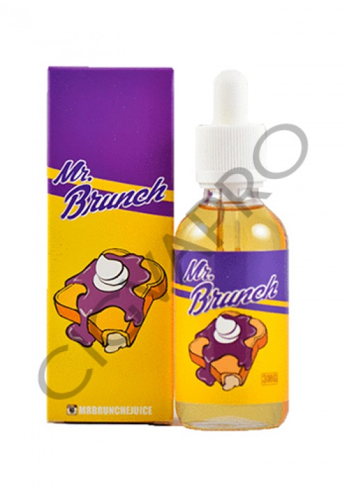 Mr Brunch-50ml