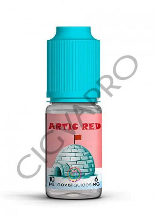 E-liquide Artic Red 10ml - Nova
