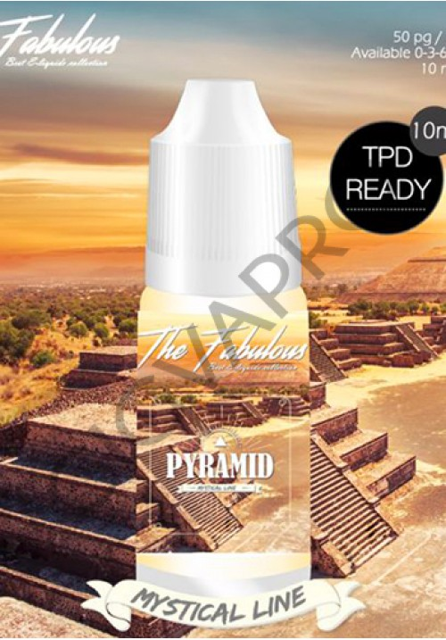 pyramid the fabulous 10ml