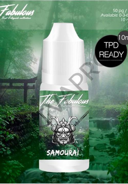 Qua - Samouraï The Fabulous 10 ml