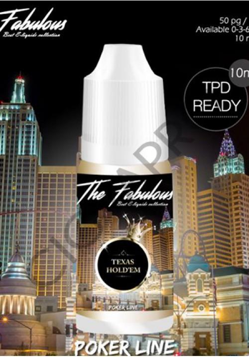 Texas Hold em The Fabulous 10ml