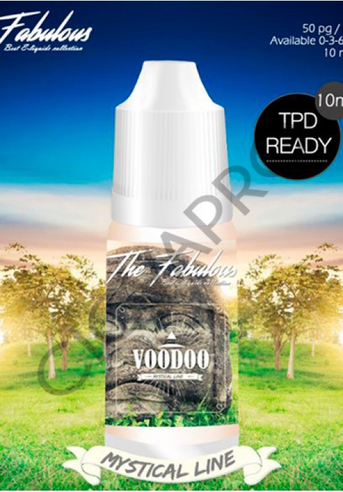 Voodoo The Fabulous 10ml