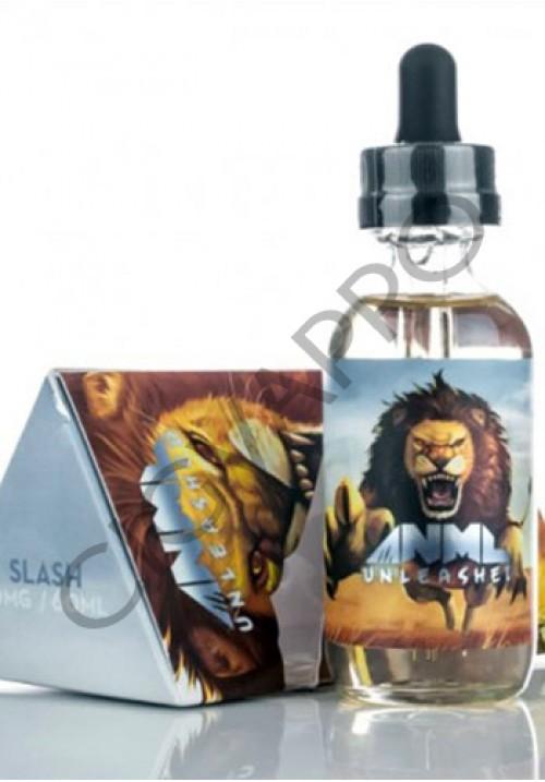 E-liquide SLASH LION 60ml anml