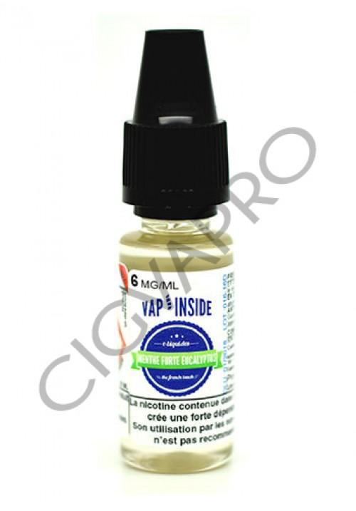 E-liquide Menthe forte eucalyptus - vap'inside