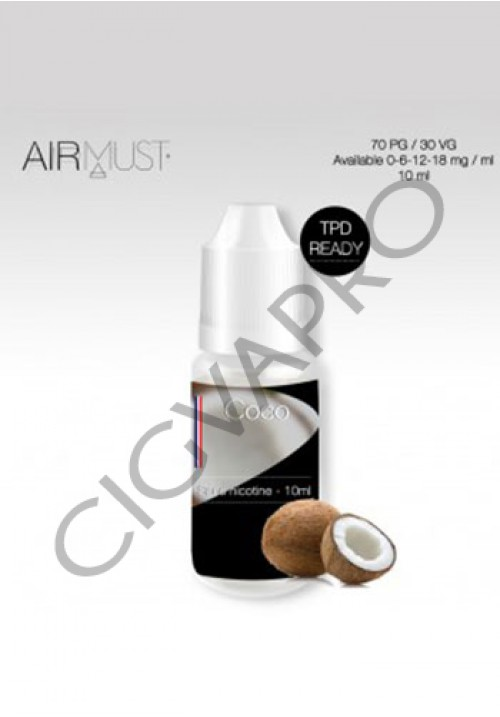 Veloute Coco Airmust 10ml