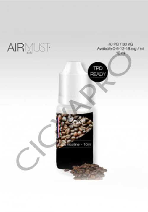 Café Airmust 10ML