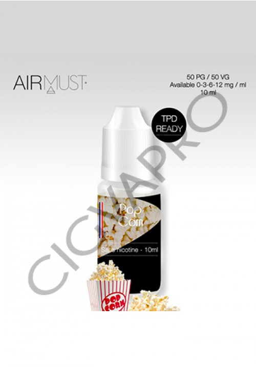 Popcorn Airmut 10ML