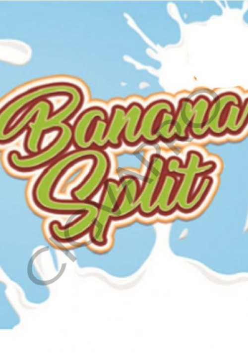 BANANA SPLIT CHINGGEY 50ML