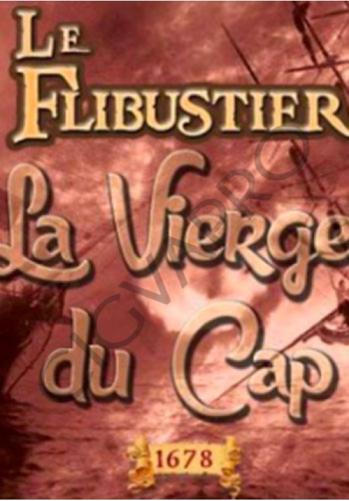 Eliquide La vierge du cap 10ml - le flibustier