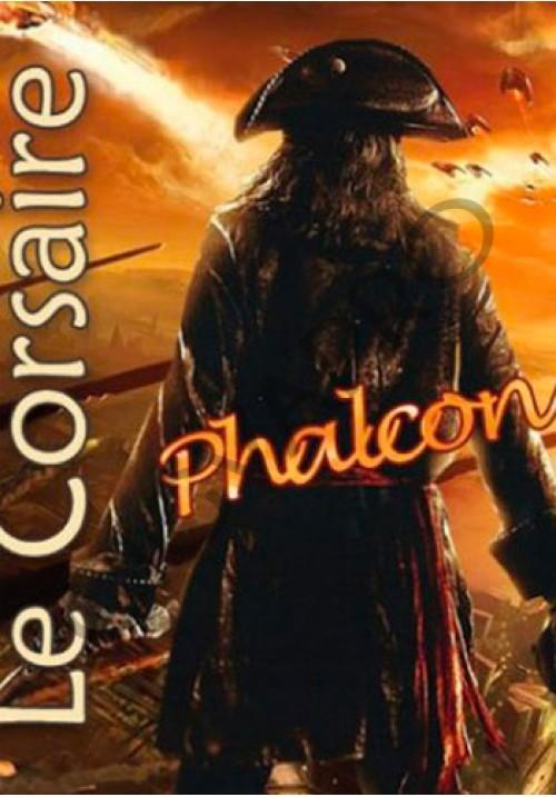 E-liquide PHALCON 10ml - le corsaire