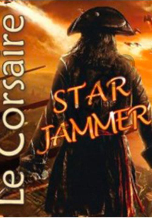 E-liquide STAR JAMMER 10ml - le corsaire