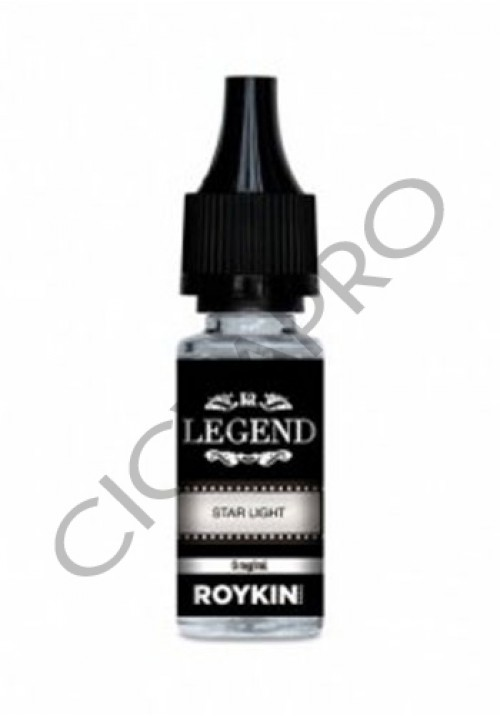 E - liquide STAR LIGHT Legend 10ml - roykin
