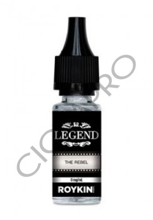 E-liquide THE REBEL legend 10ml - roykin