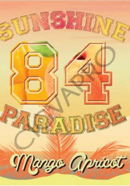 Concentré MANGO APRICOT 30ml- sunshine 84 paradise