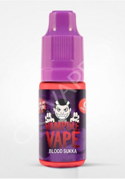 E-liquide BLOOD SUKKA 10ml vampire vape