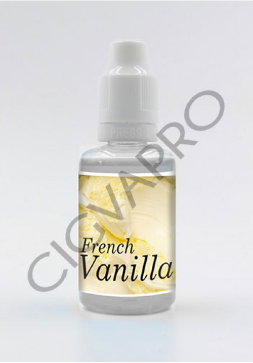 Concentré FRENCH VANILLA 30ml - vampire vape