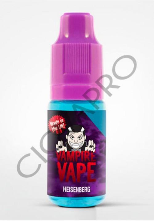 E-liquide HEISENBERG 10ml vampire vape