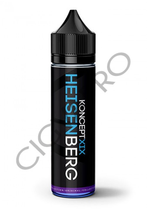 E-liquide HEISENBERG 50ml - KonceptXIX vampire vape