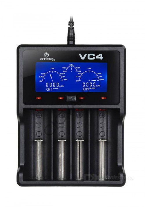 Chargeur VC4 - Xtar