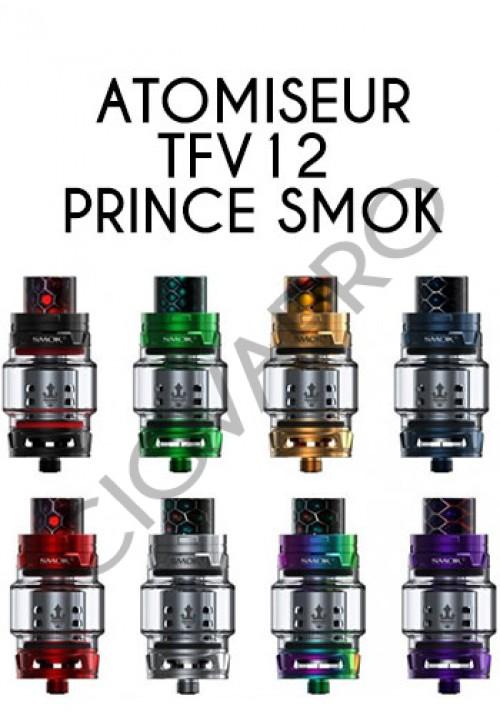 Atomiseur TFV12 PRINCE - Smoktech