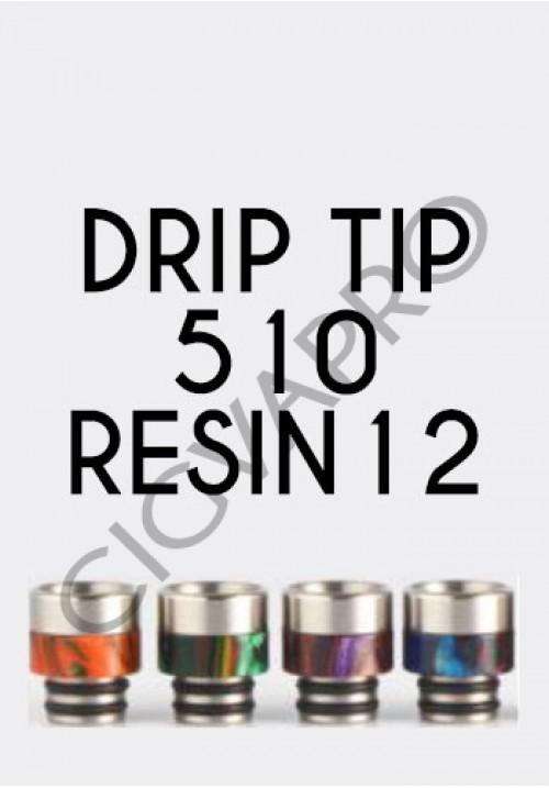 Drip Tip 510 Resin 12