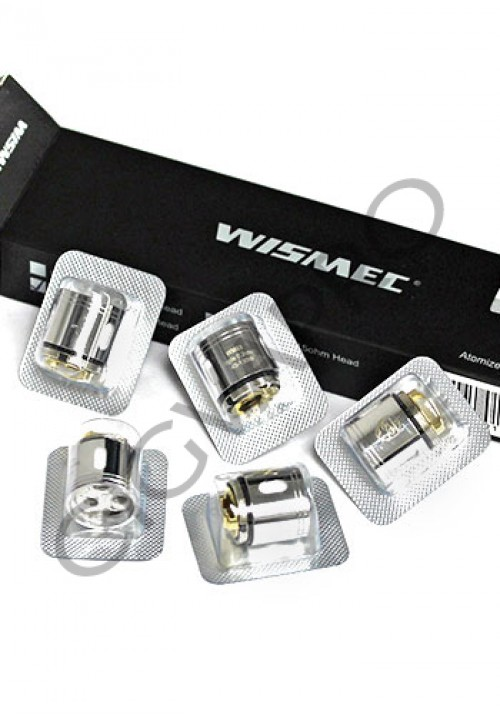 Resistances WM pour GNOME par 5 - Wismec