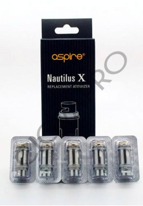 Résistances NAUTILUS X - Aspire