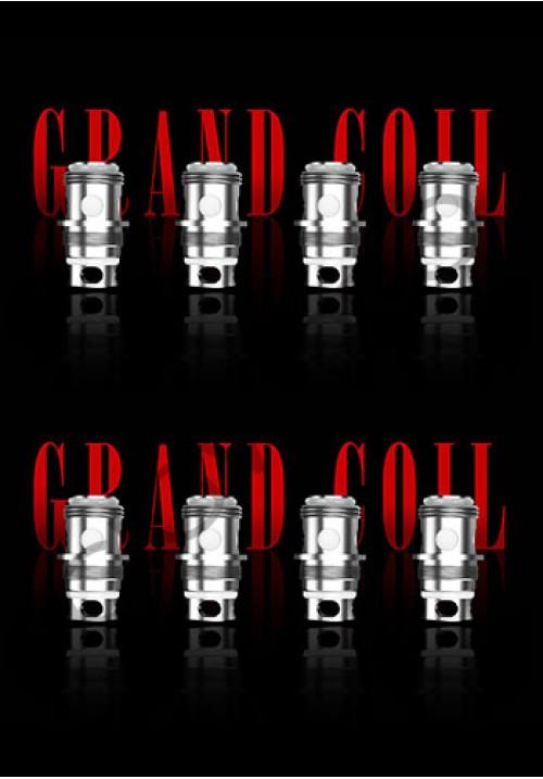 Resistances Grand coil 128A par 5pcs pour C2 et P-I Mini - vaptio