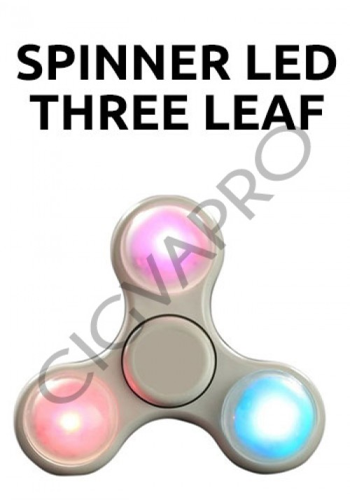 Spinner Led Three Leaf