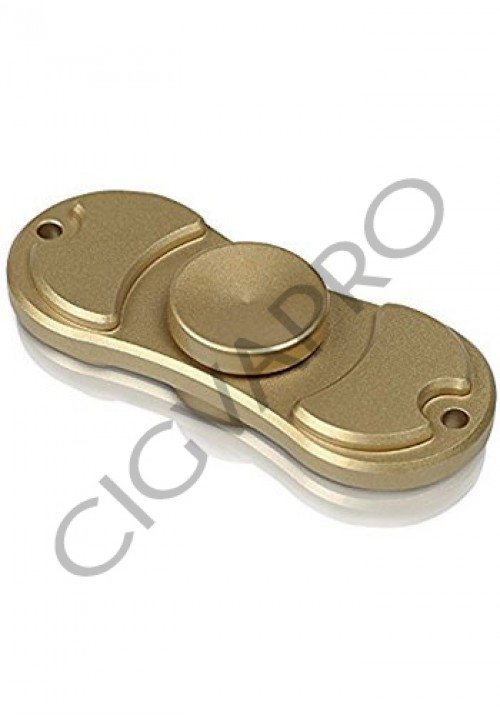 spinner brass two leaf