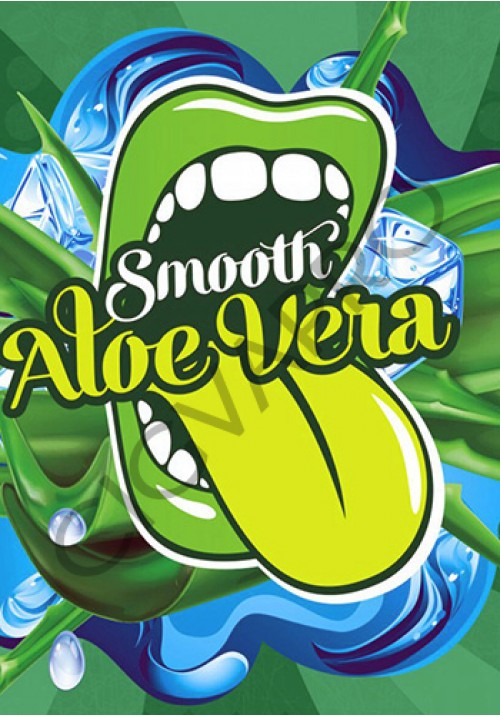 Concentré SMOOTH ALOE VERA - classic big mouth