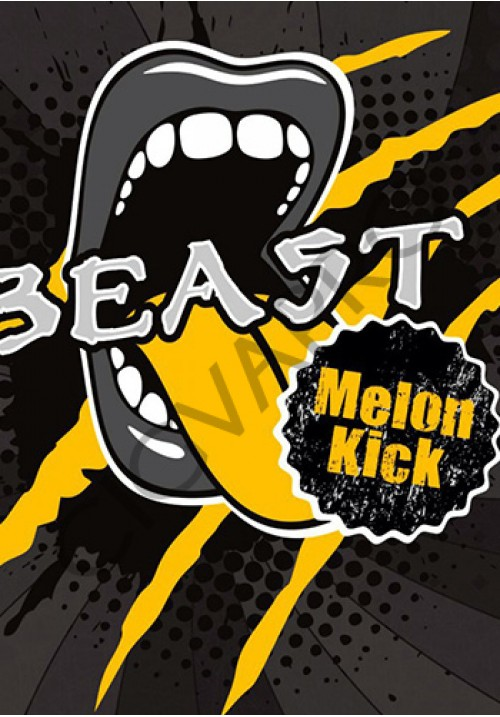 Concentré BEAST MELON KICK - classic big mouth