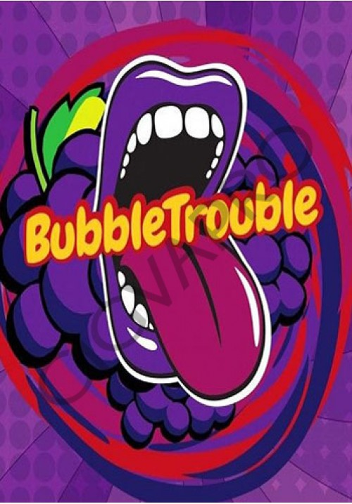 Concentré BUBBLE TROUBLE - classic big mouth