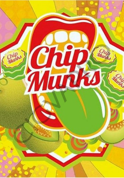Concentré CHIPS MUNKS - classic big mouth