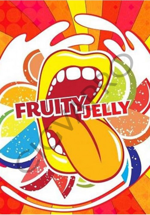 Concentré FRUITY JELLY - classic big mouth