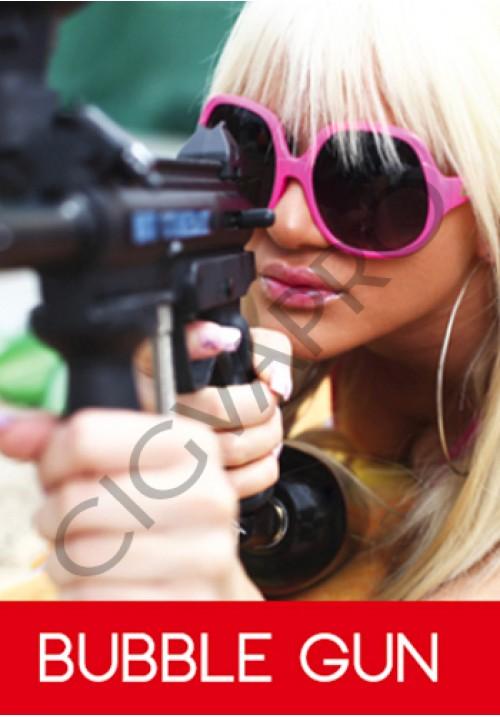 Concentre t juice Bubble gun