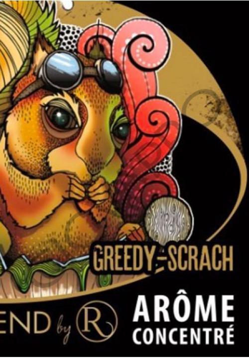 Concentré GREEDY SCRACH 10ml - high end by r