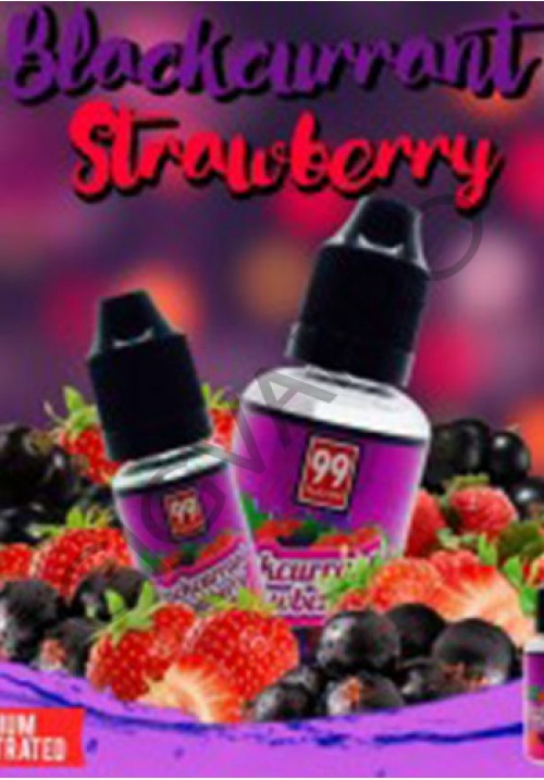 concentre blackcurrant strawberry 30ml
