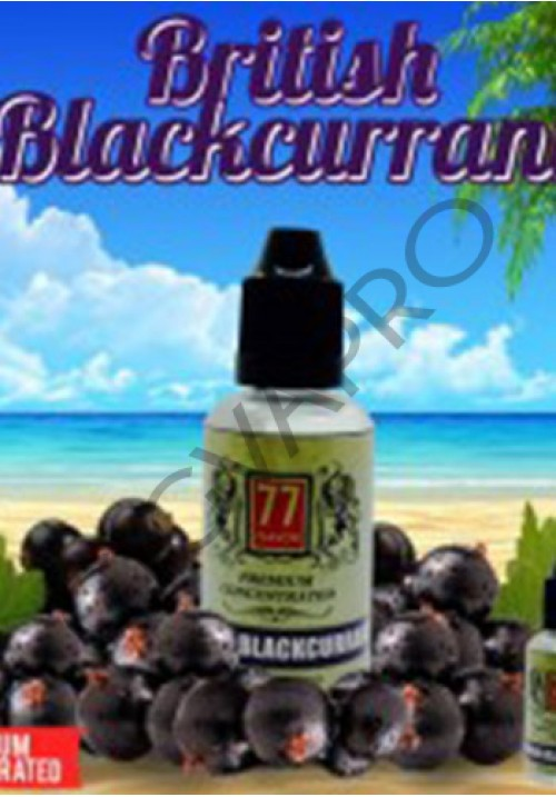 concentre british blackcurrant 30ml