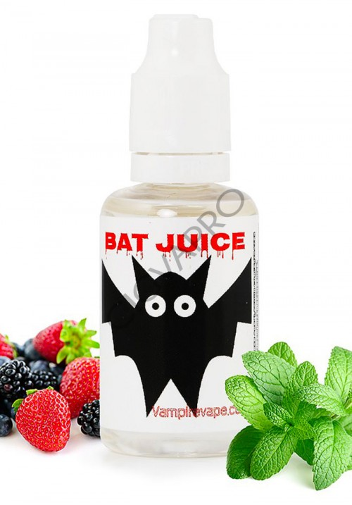 Concentré BAT JUICE 30ml - vampire vape