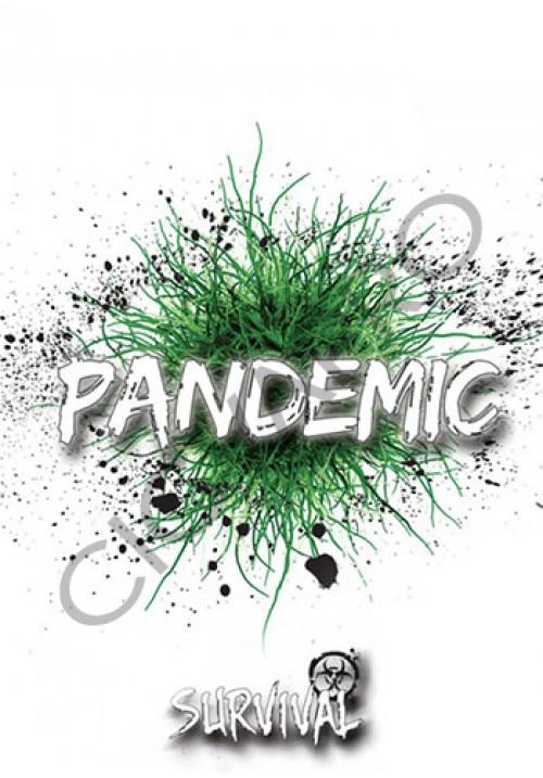 Concentré PANDEMIC 30ml - survival